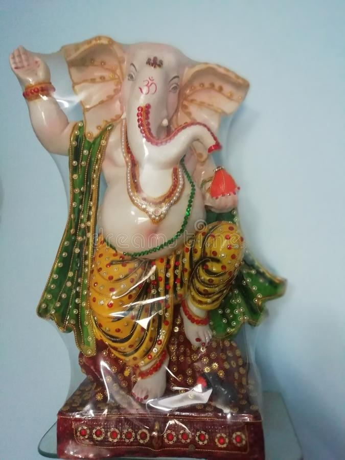 Lord Ganesha photo stock