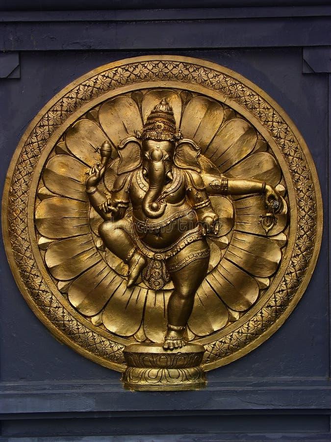 Lord Ganesha stock foto's