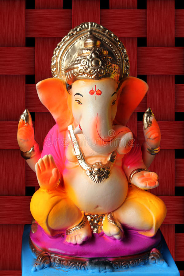 Free Lord Ganesha - Stock Photo - 20927340