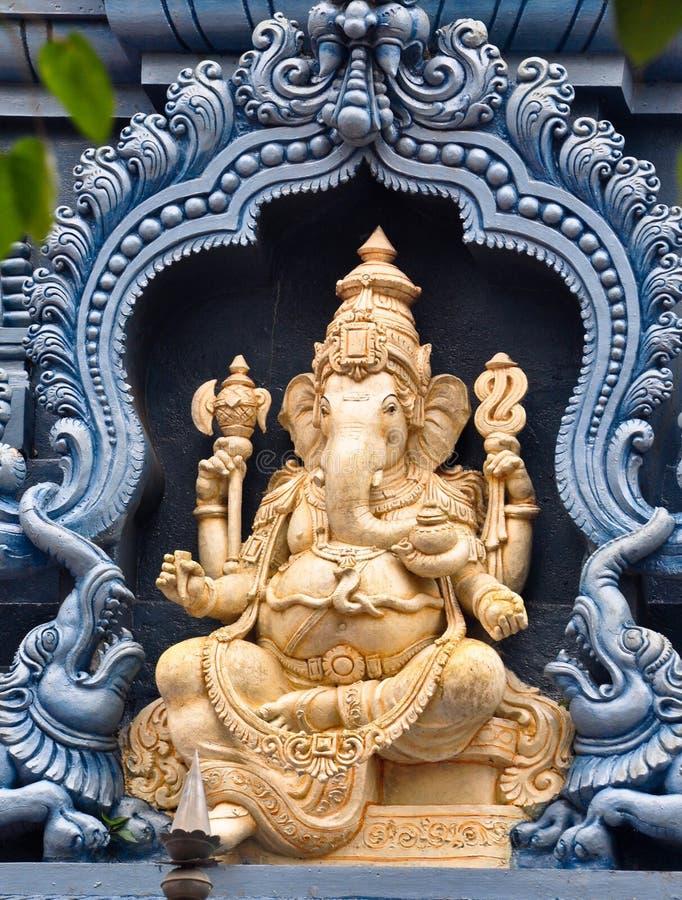 Lord Ganesha lizenzfreie stockbilder