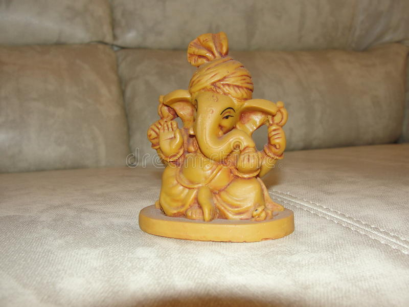 Lord Ganesha photographie stock