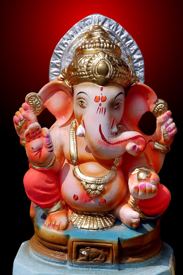 Free Lord Ganesha Royalty Free Stock Photos - 6439228