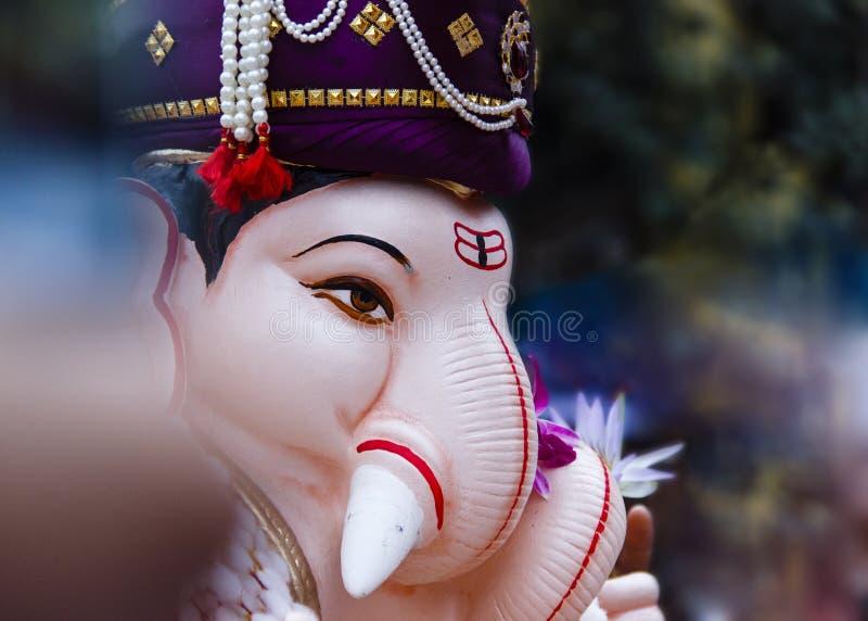 Lord Ganesha arkivbilder