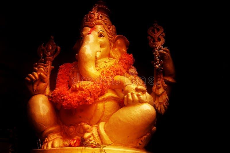 Lord Ganesha Deity fotografía de archivo