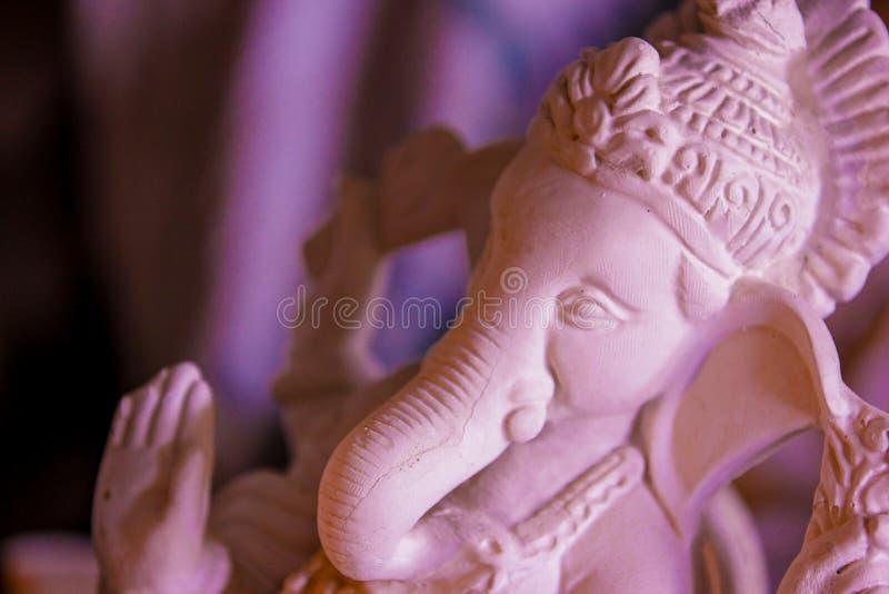 Lord Ganesha, festival de Ganesha imagens de stock royalty free