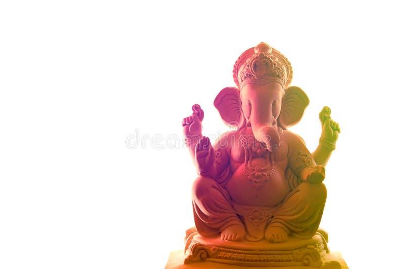 Lord Ganesha, festival di Ganesha fotografia stock