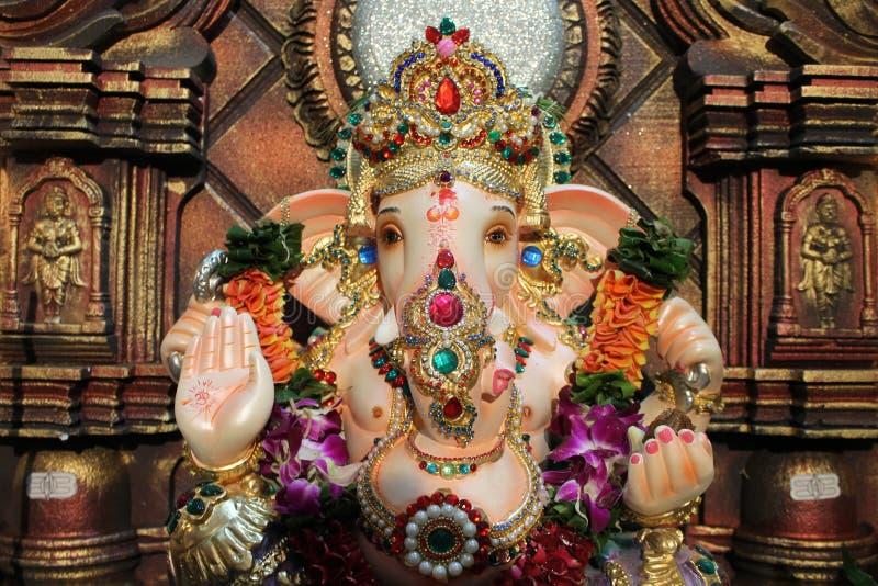 Lord Ganesha - India royalty-vrije stock fotografie