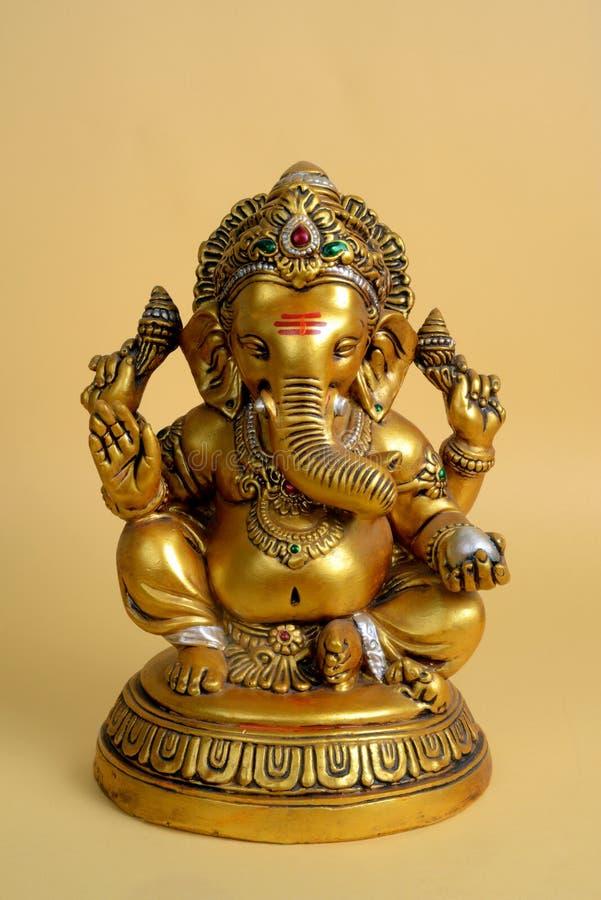 Lord Ganesha, un dio di successo e di conoscenza fotografie stock