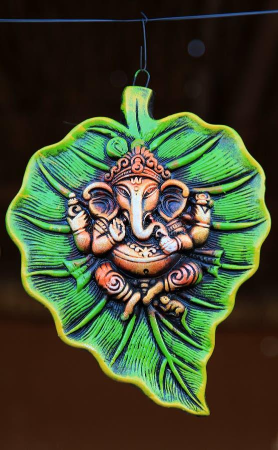 Download Lord Ganesha wall-hanging stock photo. Image of ganapati - 16743408