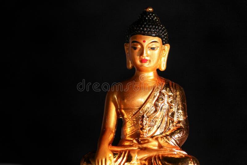 Lord Gautam Buddha foto de stock royalty free