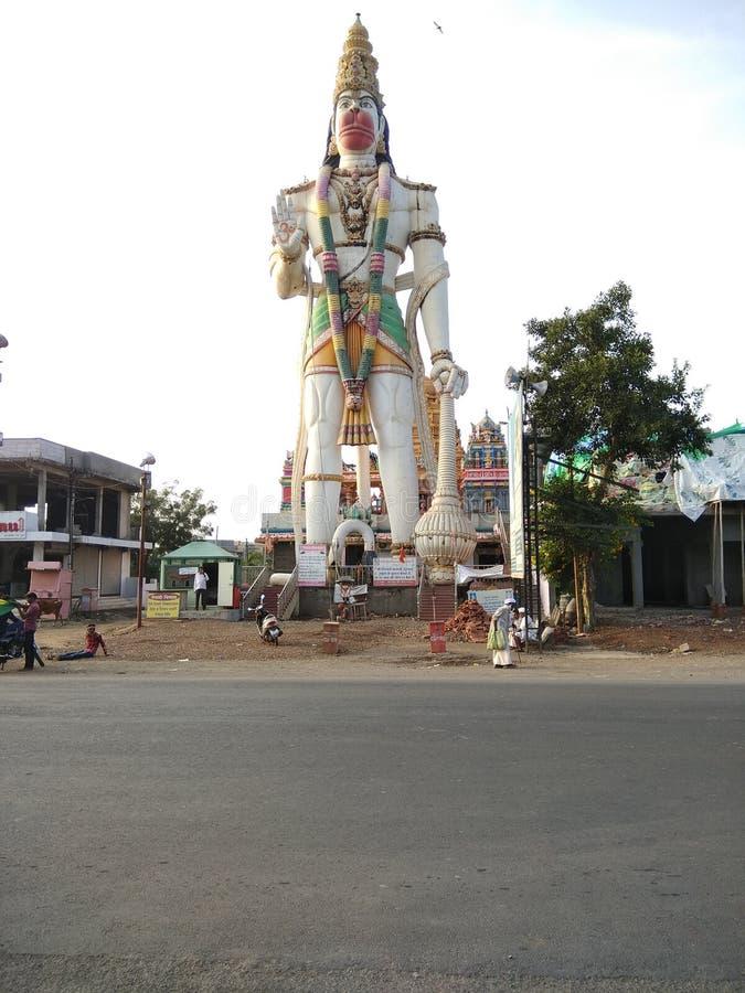 Lord hanuman stockbild