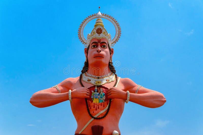 Lord hanuman stockfoto