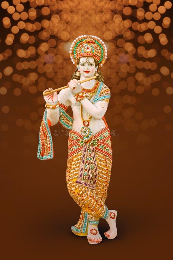 Lord Krishna e Radha immagini stock