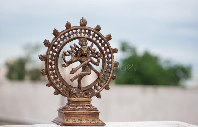 Lord Nataraj royaltyfri fotografi