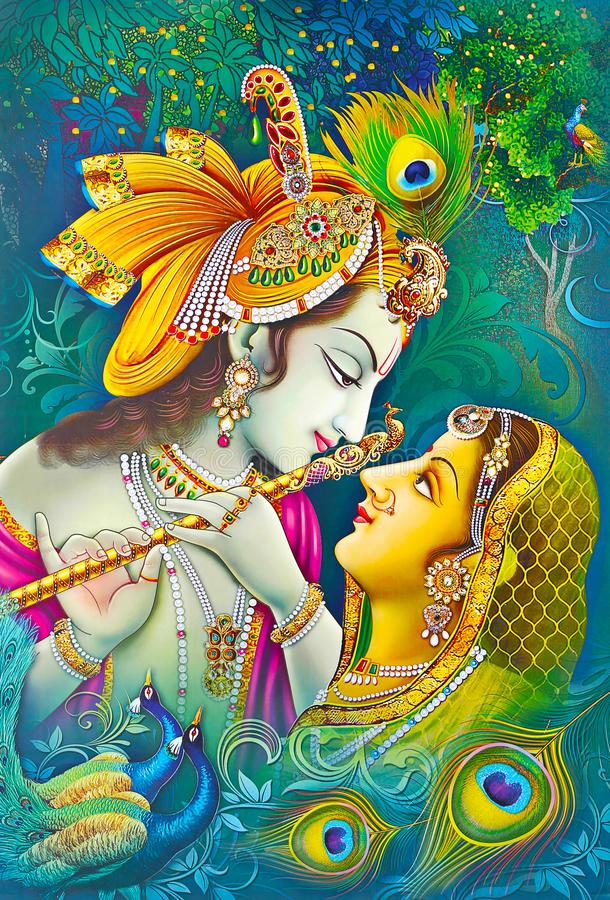 lord radha krishna beautiful wallpaper hindu god radha krishna wallpaper colorful background 163714569