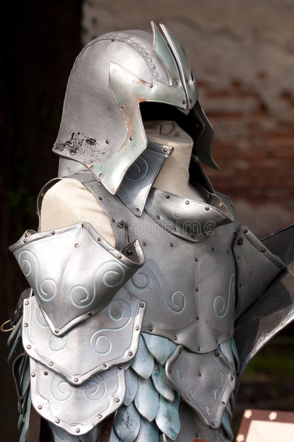 Download The Lord Of The Rings: Gondor Warriors Armour Stock Photo - Image: 12990274