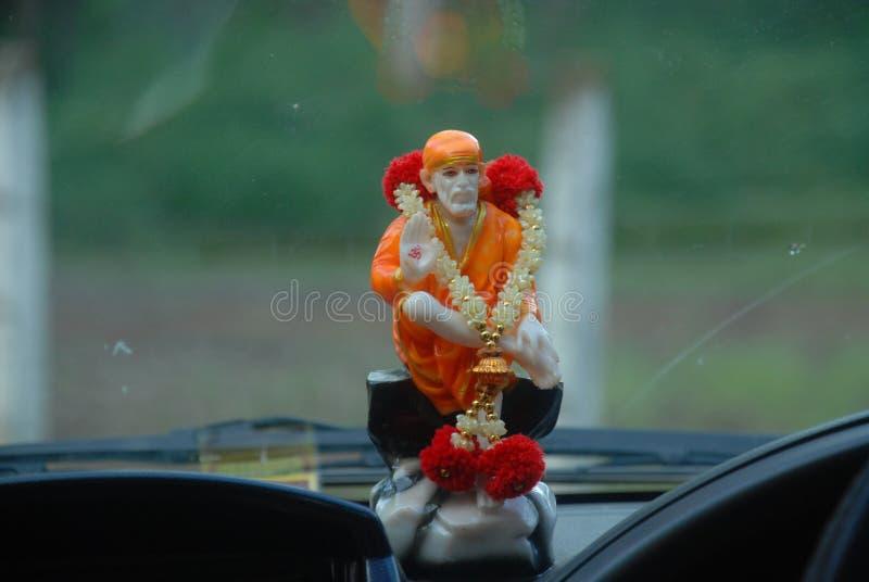 Lord Sai Ram royaltyfria foton