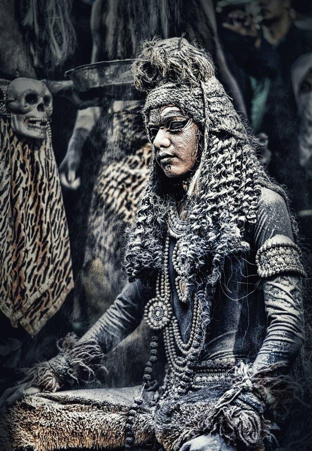 Lord Shiva royalty-vrije stock afbeeldingen