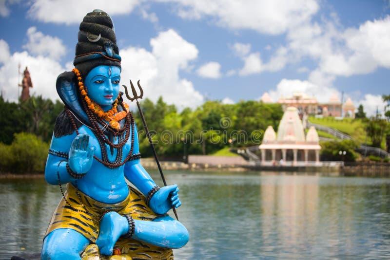 Lord Shiva royalty-vrije stock fotografie