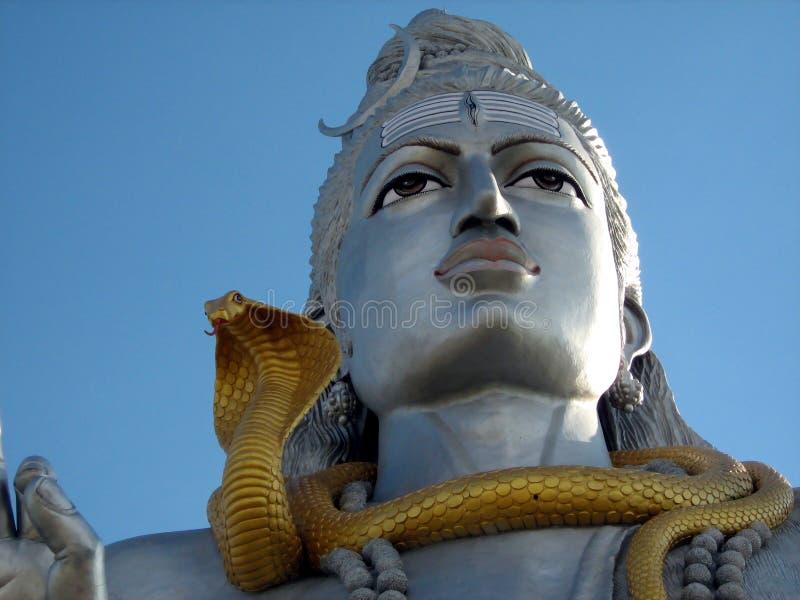 Lord Shiva stock fotografie