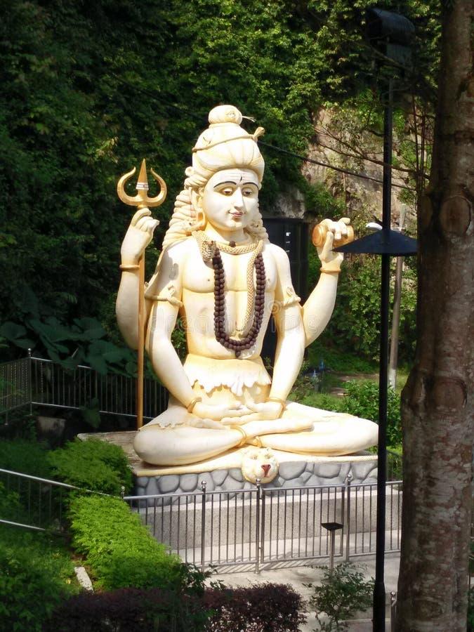 Lord Shiva lizenzfreie stockfotografie