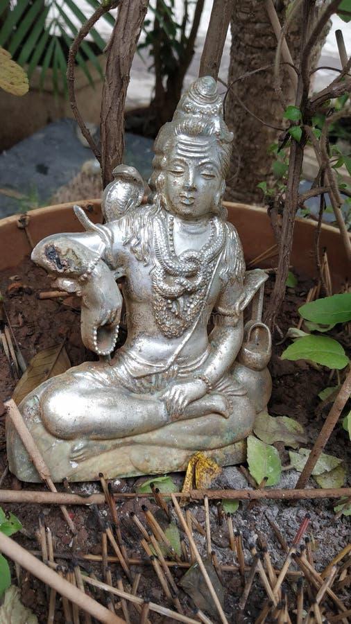 Lord Shiva the god royalty free stock photography