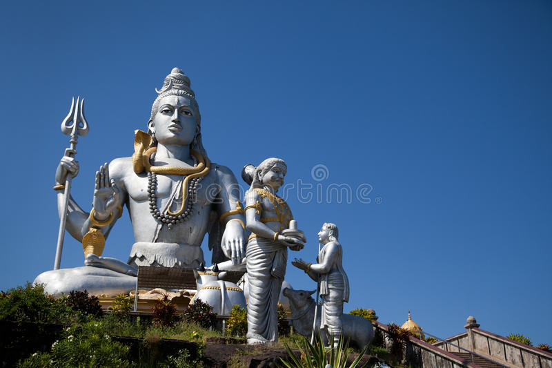 Download Lord Shiva idol stock photo. Image of nature, grand, holy - 22045340