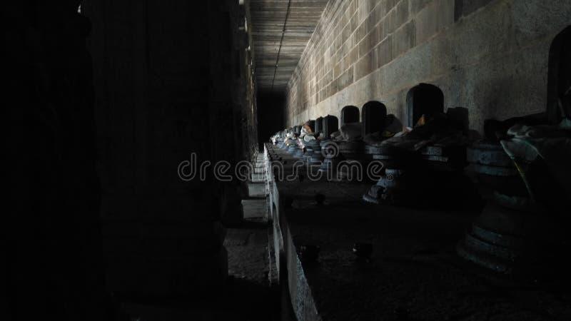 lord shiva temple in kanchipuram . the name of the temple is Ekambareswarar temple stock photo
