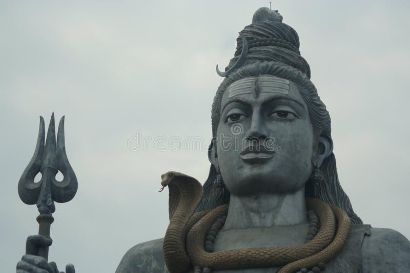 Lord Siva stock image