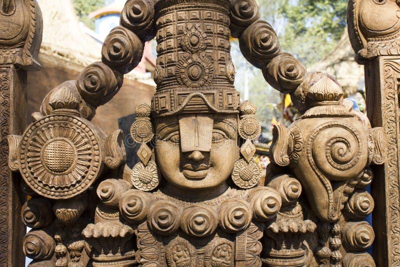 Lord venkateshwara craft stock photography