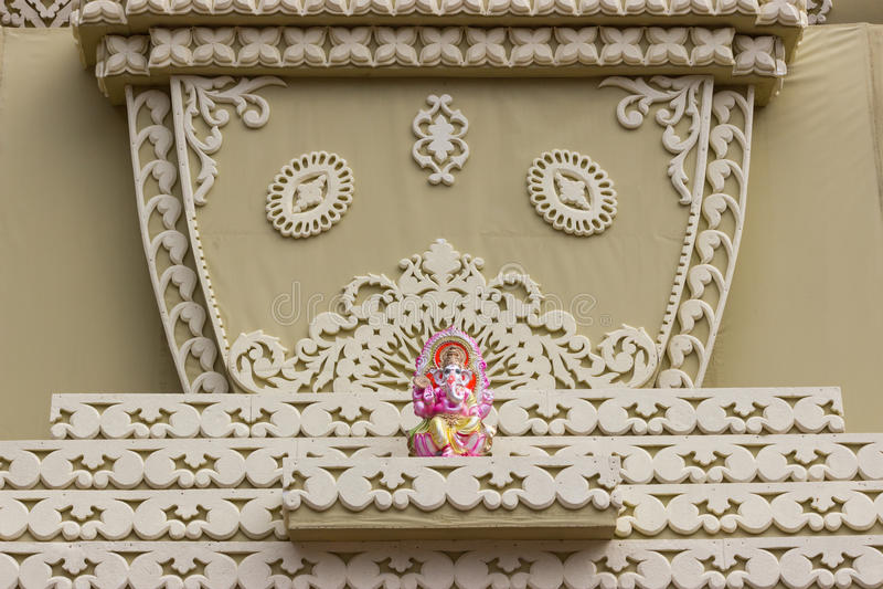 Lordganesha, Hindoese God stock foto's