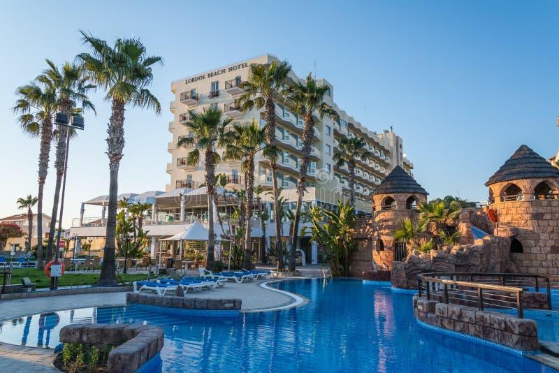 Lordos Beach Hotel Larnaca Cyprus