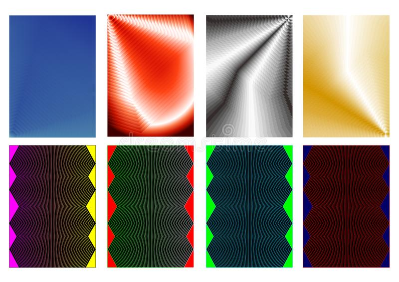 Full color abstract background. Lorem full color abstract background royalty free stock photos