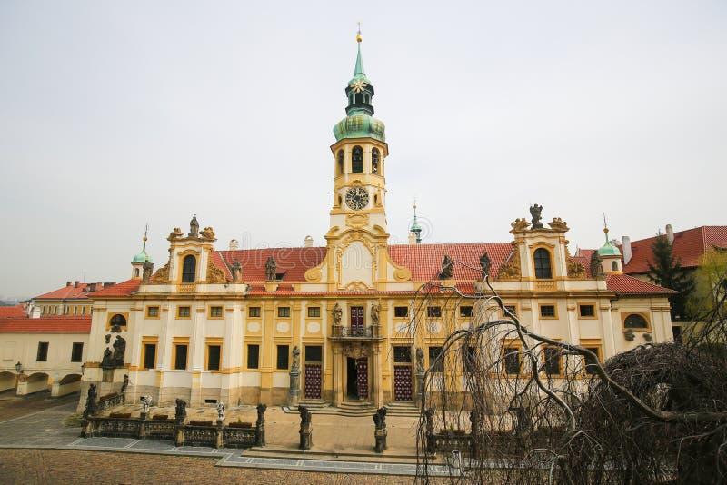 Loreta, Praga obrazy royalty free