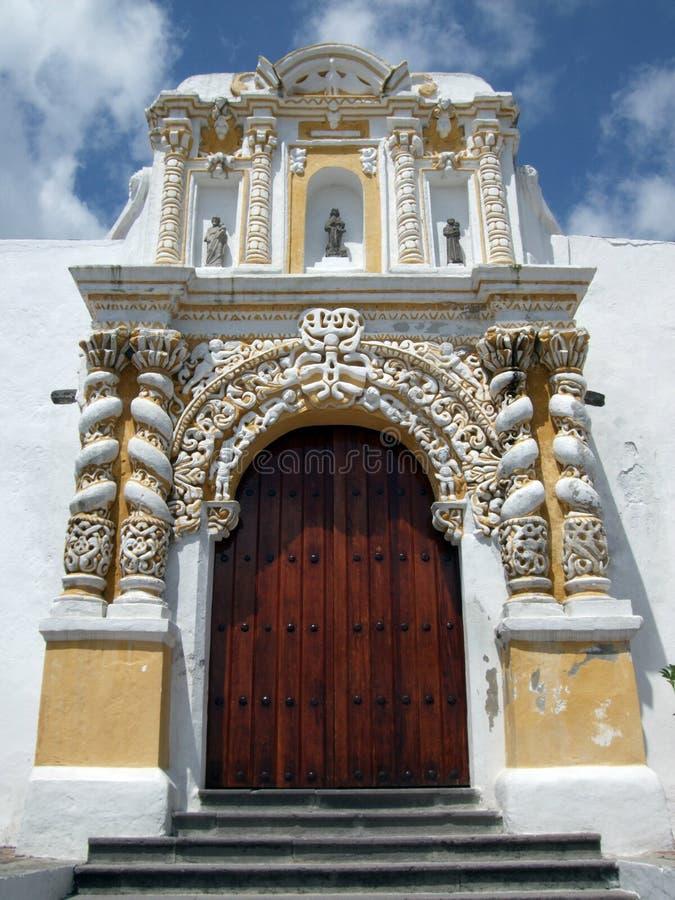 loreto форта входа стоковая фотография