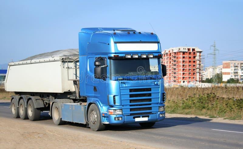 Lorry stock photo