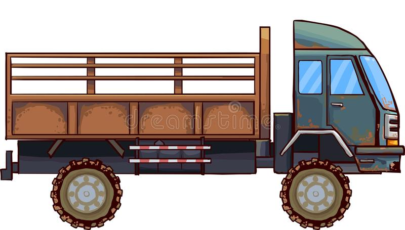 Lorry Royalty Free Stock Image