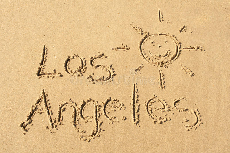 Los Ángeles fotos de archivo
