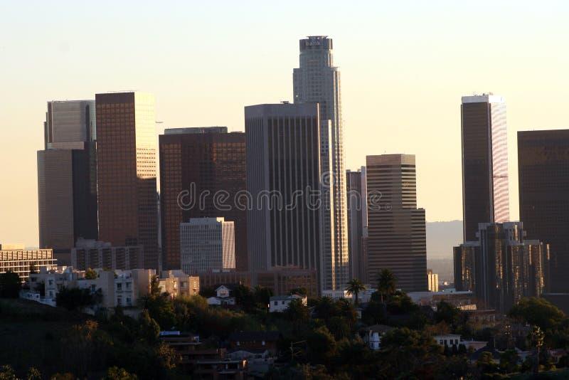Los Ángeles céntrico #37 foto de archivo libre de regalías