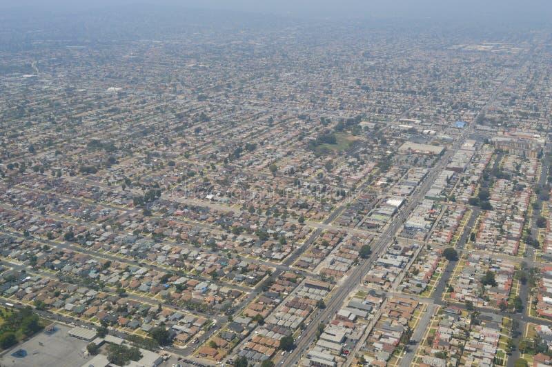 Los Ángeles céntrico imágenes de archivo libres de regalías