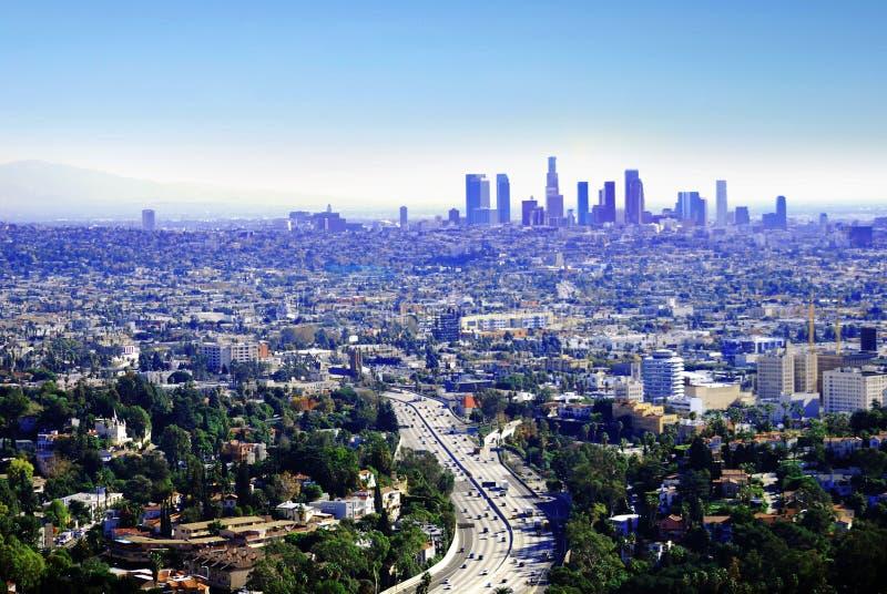 Los Ángeles CA fotos de archivo