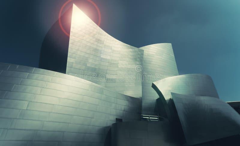 Los Ángeles, CA 2 de junio de 2015 Walt Disney Concert Center fotos de archivo