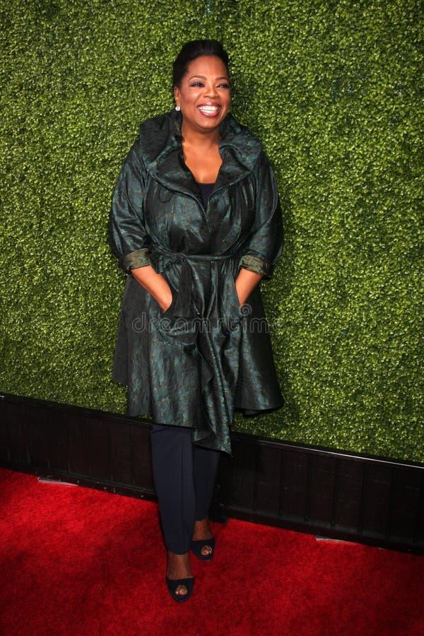 Oprah Winfrey imágenes de archivo libres de regalías