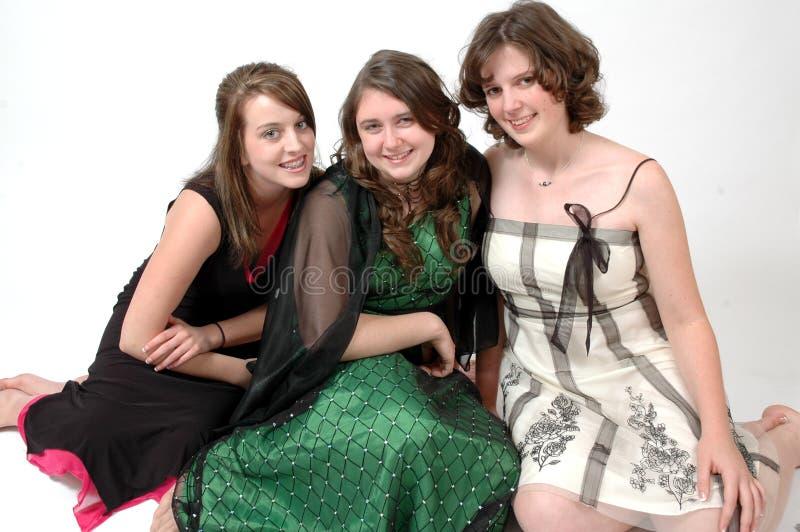 Los amigos son como hermanas imágenes de archivo libres de regalías
