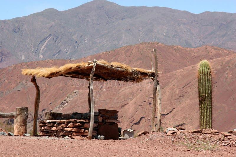 Los Anden stockbilder