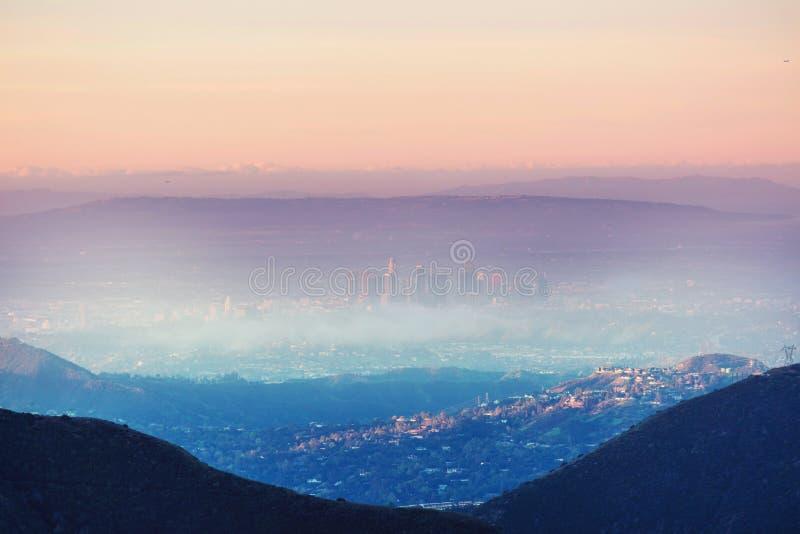 Los Angeles royalty-vrije stock afbeelding