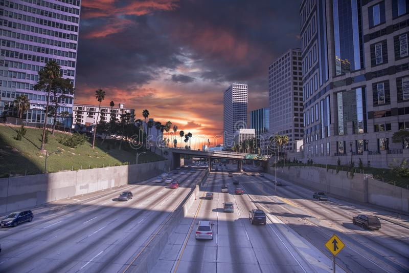 Los Angeles lizenzfreie stockfotografie
