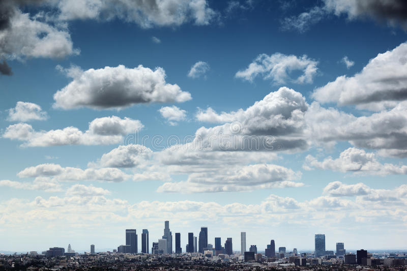 Download Los Angeles stock photo. Image of angeles, center, photo - 14935308