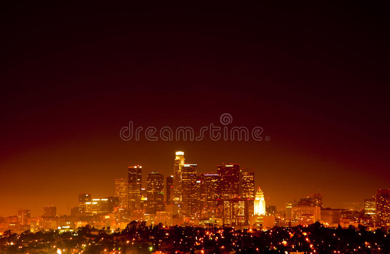 Los Angeles fotografia de stock royalty free