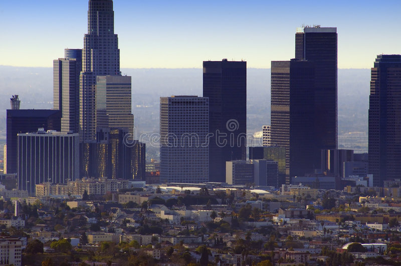 Los Angeles stock foto